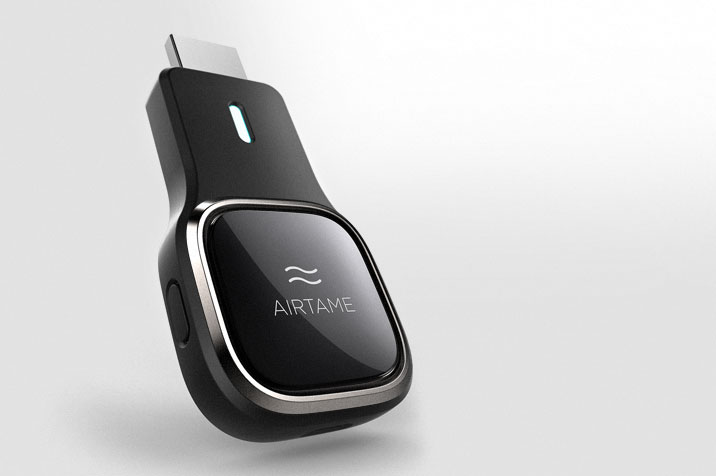 AIRTAME / HDMI DONGLE____ Industrial Design, User Experience